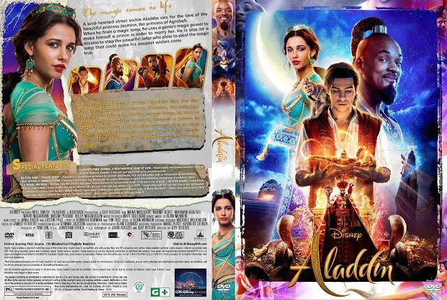 Aladdin 2019 Dvd Cover Aladdin Movie Blog Aladdin Jasmine