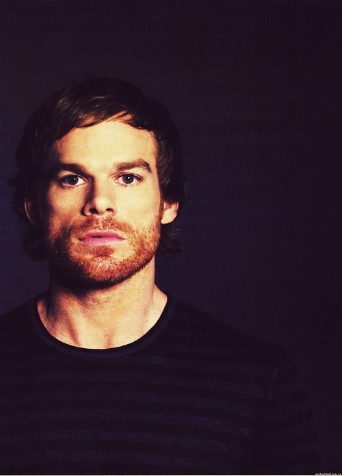 Michael C. Hall: That gravel-y voice and drawl pulls me in! Him and Morgan Freeman have the greatest sounding voices ever. I could imagine being seduced just hearing one word come out of their mouths.