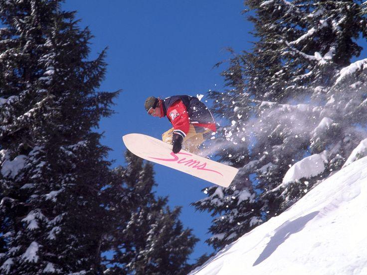 Extreme Snowboarding Extreme Snowboarding wallpaper