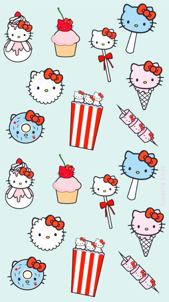 17 Best Images About Hello Kitty On Pinterest Sanrio Wallpaper