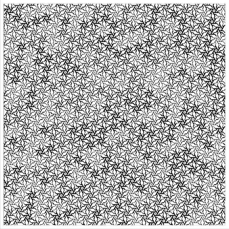 "'Signal & Noise 09-02-2017 # 1' © 2017 Titus Hora  150 x 150cm (54"" x 54"") digital print  #abstract #procedural #parametric #generative"
