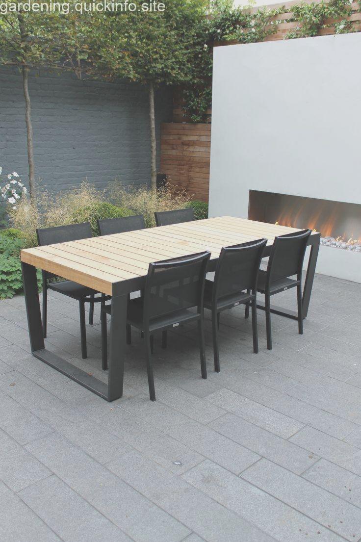Vielleicht Farbschema Fur Tisch Fur Beine Und Stuhle Wird Es Richtig Dunkel Terrassen Tische Gartenstuhle Terrassentisch