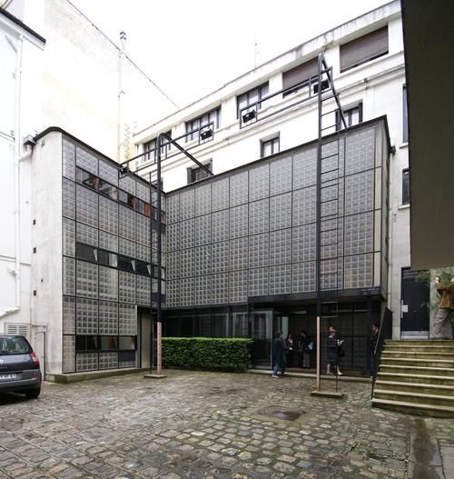 24 best images about la maison de verre on livres classic and glasses