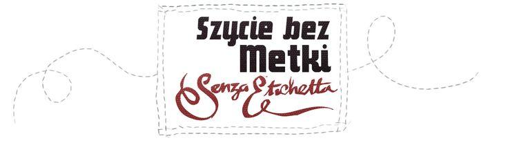 Szycie bez Metki - blog o szyciu