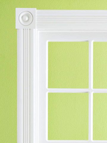 Basic Guide to Working with Molding  Window molding  Window casing Diy molding Door molding