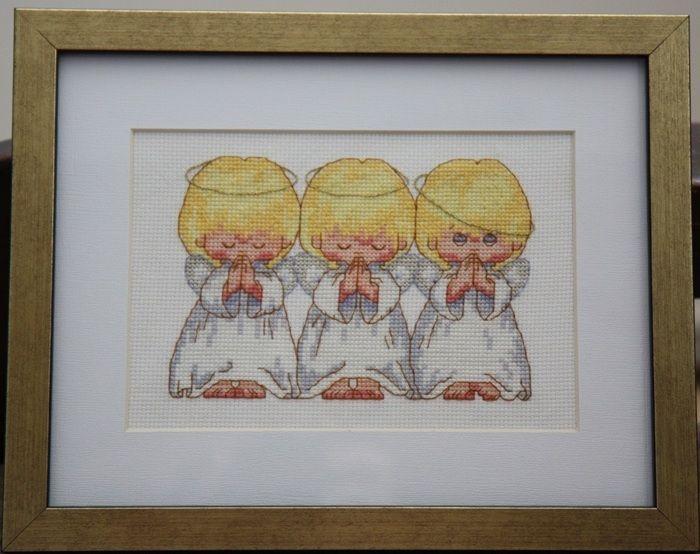 схема картинка почти идеальный три ангелочка