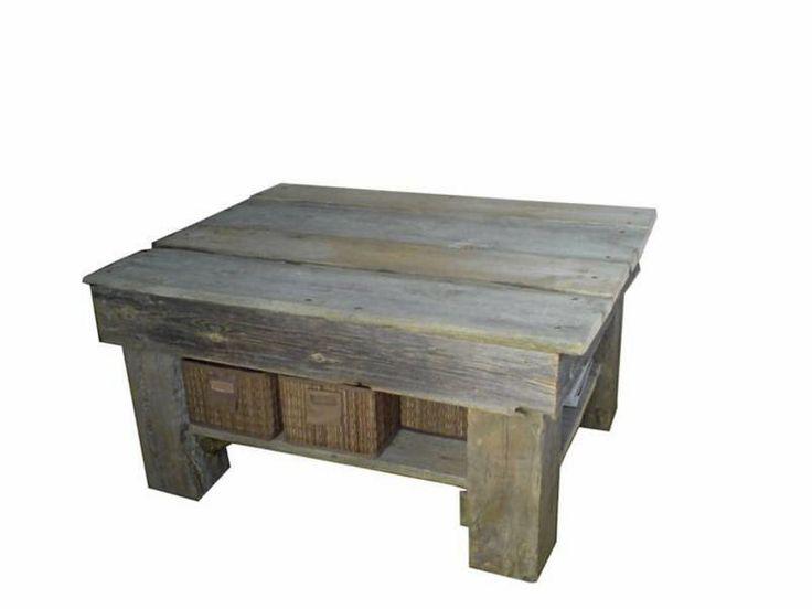 Rustikke møbler til fjellhytta