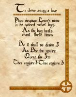 To Drive Away A Love by Charmed-BOS