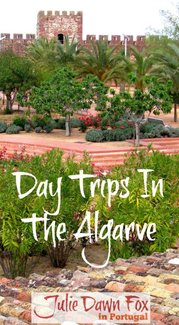Day trips in the Algarve | Julie Dawn Fox in Portugal