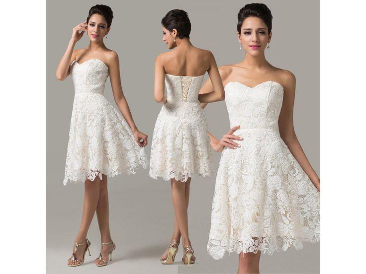 Coctail dress for proms or wedding ♥♥♥ Koktejlove saty, krajkova vrchni vrstva, precizni zpracovani, SKLADEM, dodani 1 - 2 dny, http://www.bestmoda.cz/obleceni/luxusni-koktejlove-saty-s-krajkou--k-dodani-ihned/