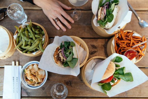 SHISO BURGER - Burger / Dinner, Mitte