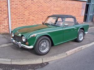 1968 Triumph TR5 For Sale - Classic Cars For Sale