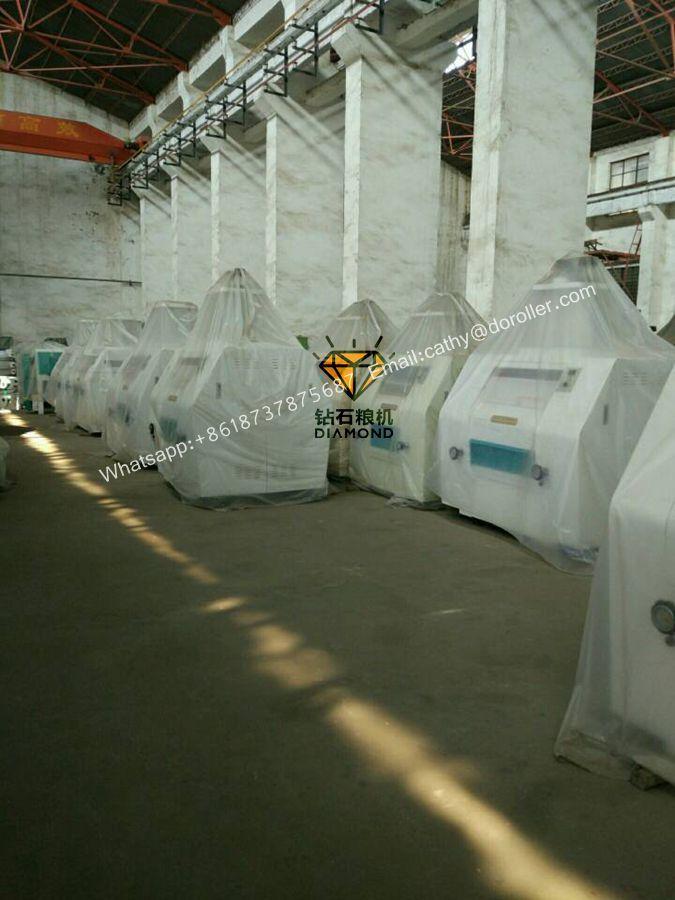 50 ton wheat maida flour milling machine for sale