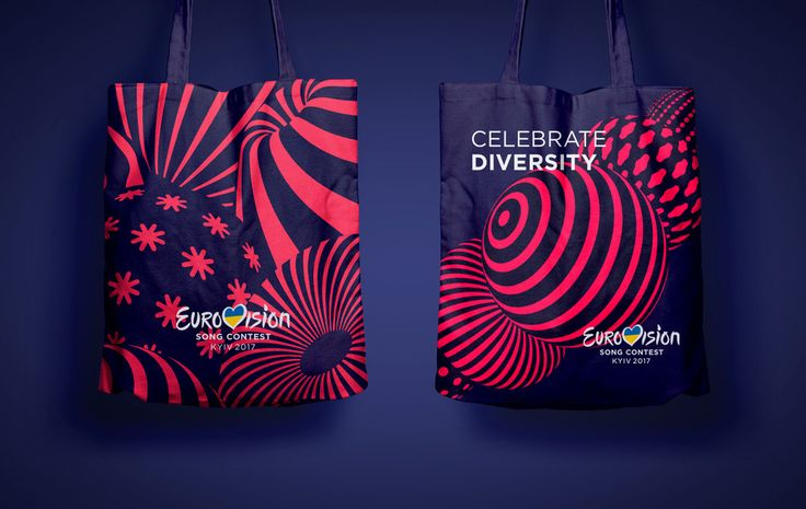 New Logo and Identity for Eurovision Song Contest 2017 by banda.agency and Republique #graphic #design #brand #identity