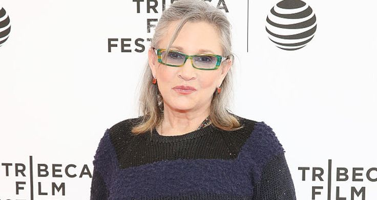 "Legendary ""Star Wars"" Actress Carrie Fisher's Wiki & Net Worth"