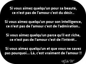 Ah!! L'amour!