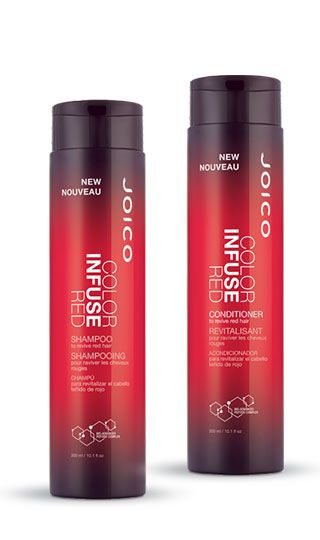 Sick of your red hair fading? Well you need to try this amazing product that infuses red colour into your hair for brighter longer lasting reds!