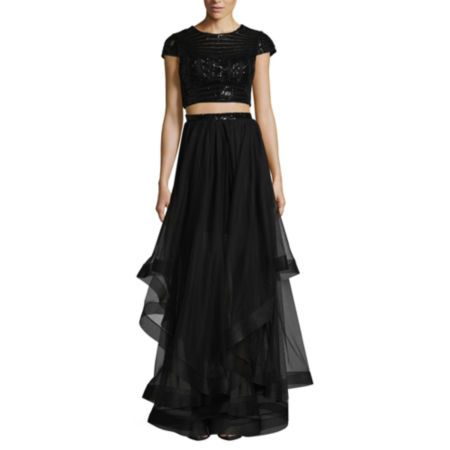 Buy City Triangle Prom Sleeveless Ball Gown Juniors At Jcpenney