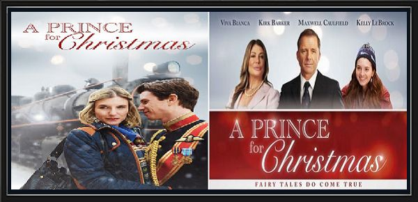 2015 ION-TV Christmas Movie ~ A Prince for Christmas ~ A prince ...