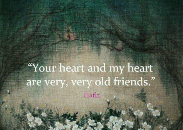 Good Quotes About Old Friendship : Best rumi love ideas on