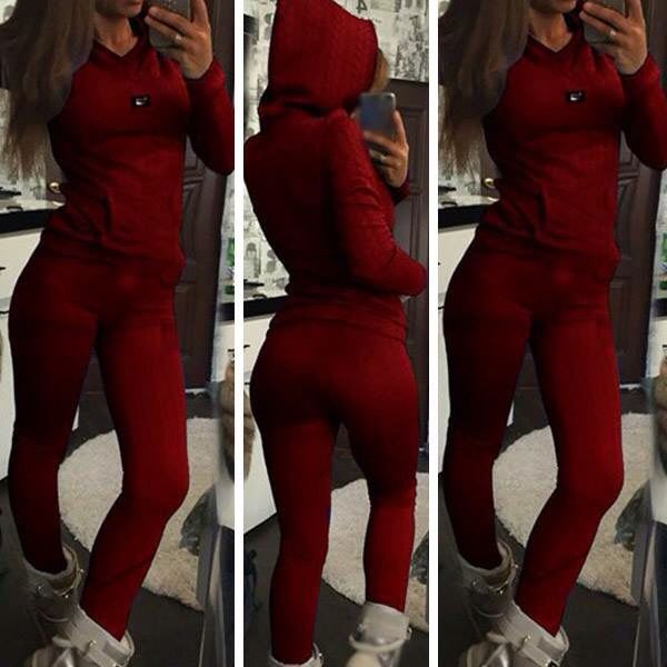 Conjunto deportivo color ginda