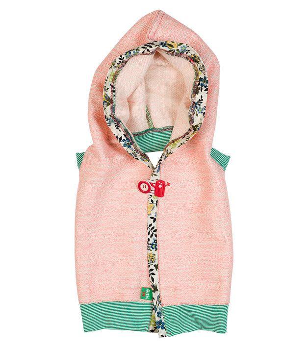 Tellulah Shrug, Oishi-m Clothing for Kids, Spring 2014, www.oishi-m.com