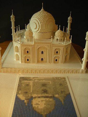 Taj Mahal |by Arthur Gugick