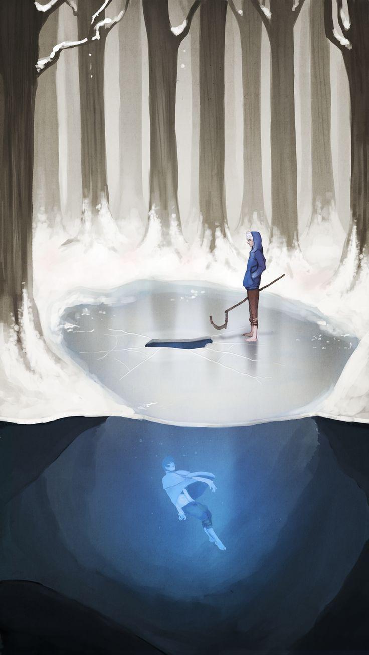 SPOILER : Origin of Frost by ~Erise09 on deviantART