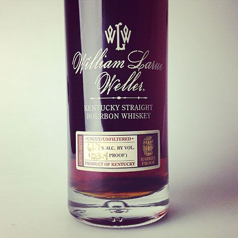 W.L. Weller Kentucky Straight Bourbon Whiskey,