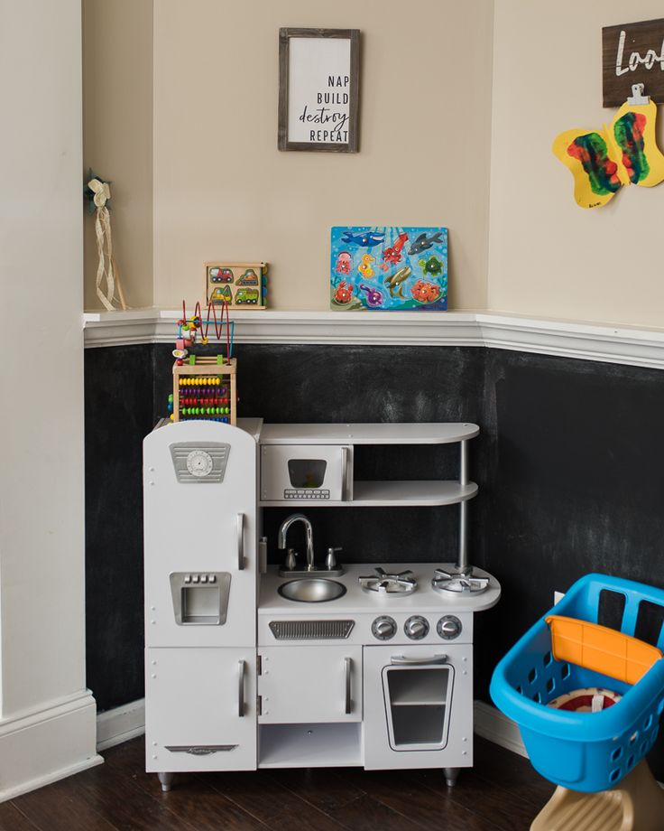 Playroom Ideas for Todders