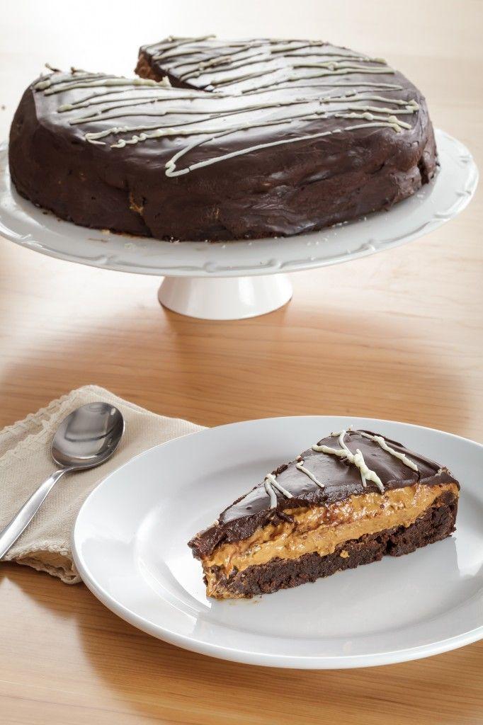 La torta Amadeus de Ninina, un bocado imperdible