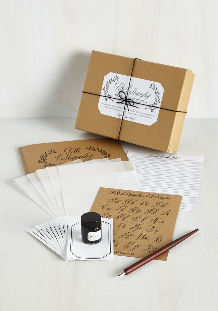 The 25 Best Calligraphy Kit Ideas On Pinterest