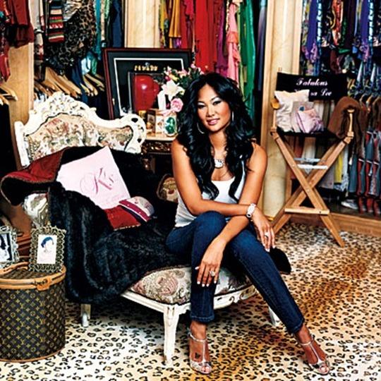 Kimora Lee Simmons 39 Dressing Room Celebrity Dressing