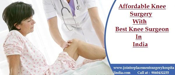 Affordable Top Quality Knee implant surgery in India by Dr. Jayant Arora Columbia Asia Hospitals Delhi