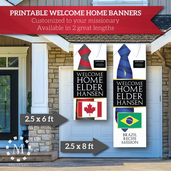 Printable Welcome Home Sign: 1000+ Ideas About Welcome Home Banners On Pinterest
