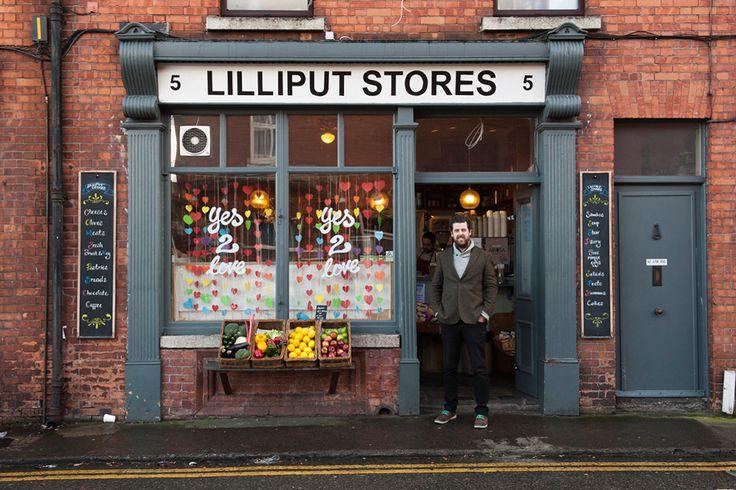 Lilliput Stores 5 Rosemount Terrace Arbour Hill Stoneybatter, Dublin 7