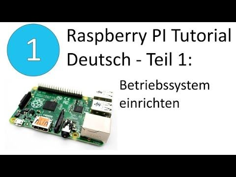 Raspberry PI Tutorial German – Part 1: Setting up your operating system (Multiboot, OpenElec) – YouTube