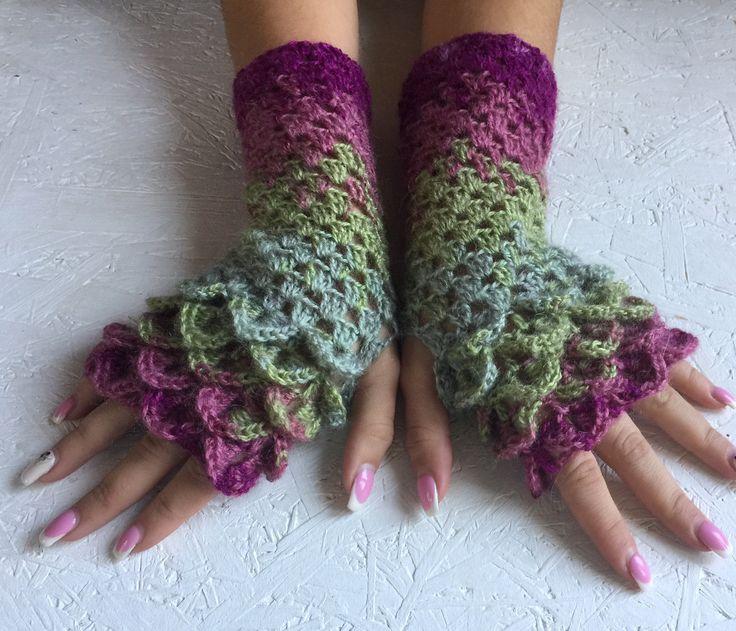 8 besten Dragon scale gloves Bilder auf Pinterest | Handschuhe ...
