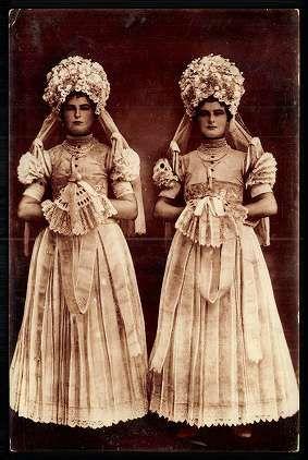 Mezőkövesdi Mária leányok   Képeslapok   Hungaricana