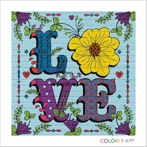 Best game ever!!!:) Colorfy for adults.
