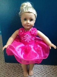 American Girl Doll Dresses - Belle Designs Inc