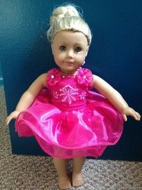 American Girl Doll Dresses - Belle Designs Inc