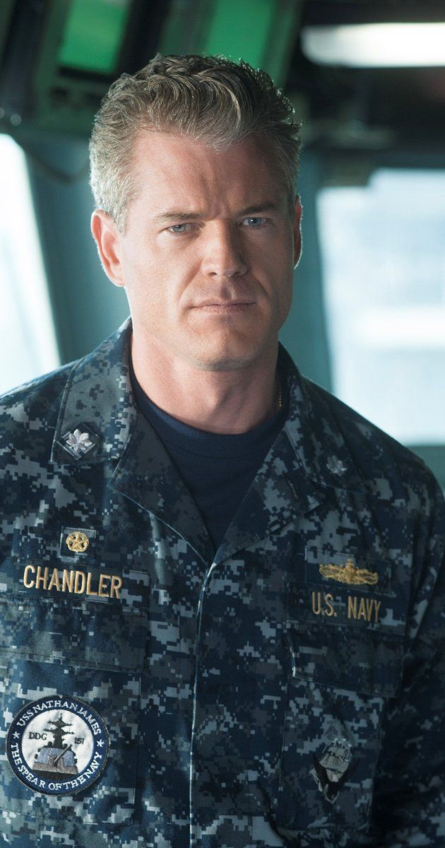 Enjoy the gifts of this actor and love this show! Has his name on a hospital (Grey's Anatomy) and now is Capt. of a war ship. Talk about smart career moves!