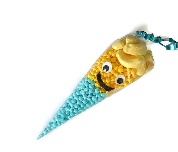 Minions Inspired Sweet Cone by HelensDessertCart on Etsy