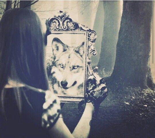 INTJ ~ The lone wolf