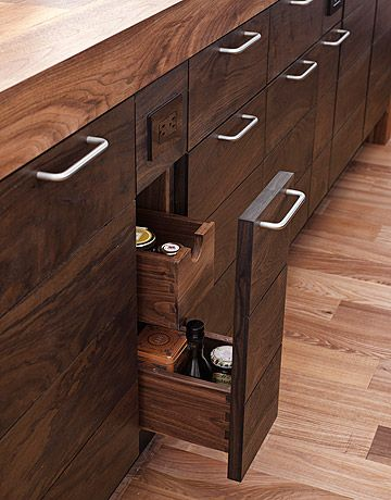 Best 24 Best Walnut Cabinetry Images On Pinterest Kitchens 400 x 300
