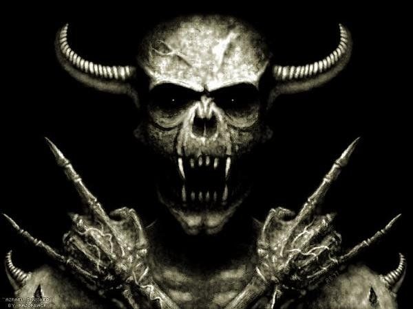 Satanic Skull Wallpapers Metal Graphic Arts Heavy Pictures And Bands Photos