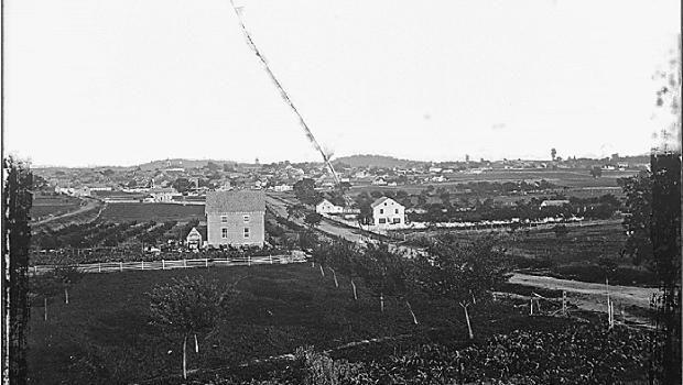 Gettysburg, Pa. During the Civil War