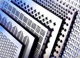 perforated metal sheets for screens