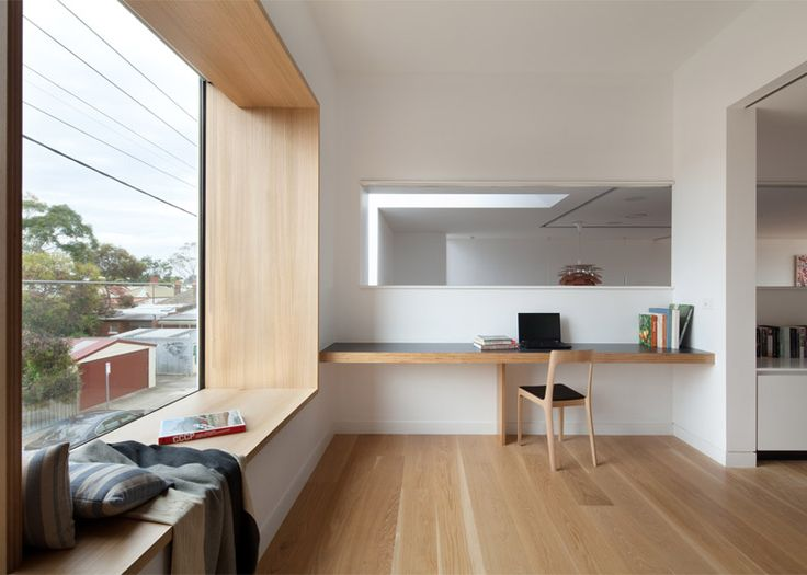 That Window!!!!!       Pleysier Perkins transforms former warehouse into a house
